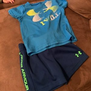 12 month under armour outfit